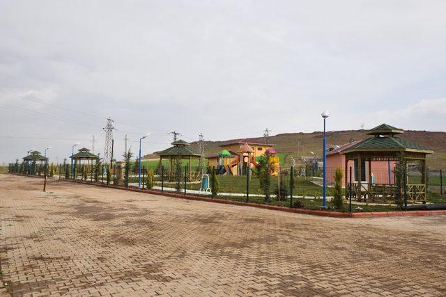 Türkoğlu'ne 3 yeni park
