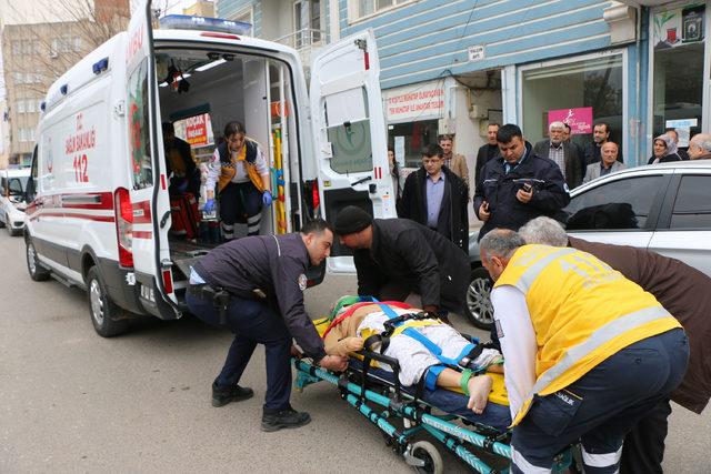3'üncü katın balkonundan düşen kadın öldü