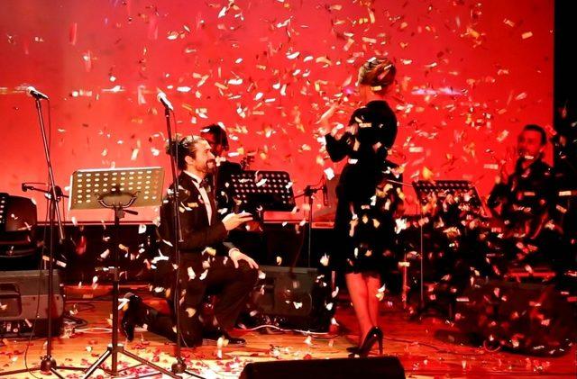 Odunpazarı'ndan Sevgililer Günü konseri