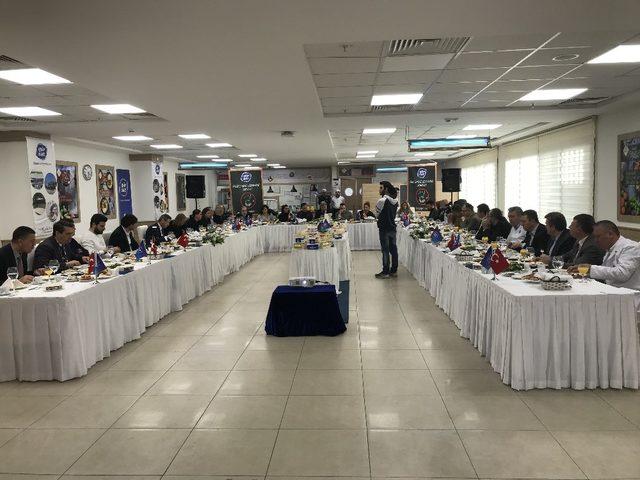 Ödemiş'te 'Eğitimde şiddete hayır' semineri