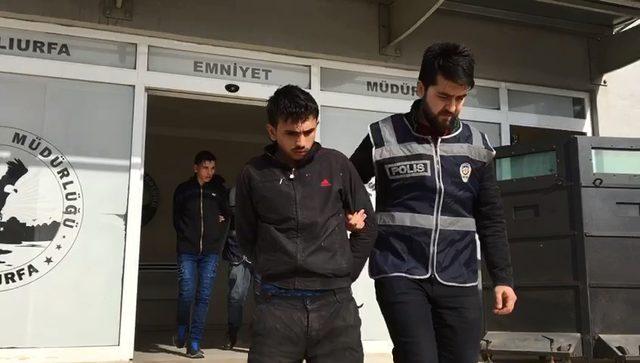 Şanlıurfa'da kapkaç ve hırsızlığa 5 tutuklama