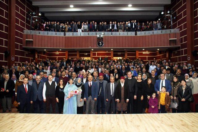 Akşehir'de 'Usta'ya yoğun ilgi