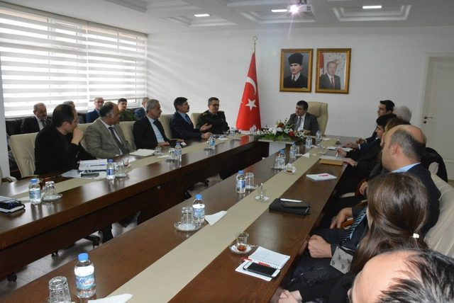 Sinop'ta bağımlılık ile mücadele toplantısı