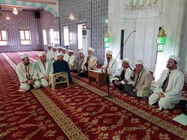 Bin imam ve müezzin, zafer için Fetih Suresi okudu