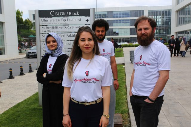 Sıra dışı gençlerden sıra dışı bilim hareketi