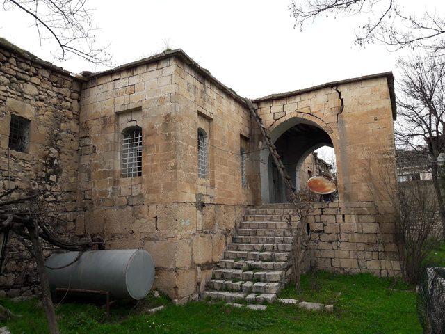 Silvan'da 158 yıllık konak için restorasyon isteği
