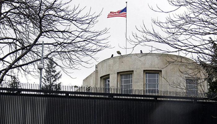 ABD, Ankara Büyükelçiliği'ni bir günlüğüne kapattı