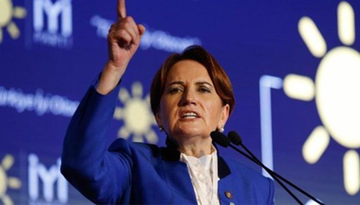 İYİ Parti Genel Başkan Yardımcısından gündemi sarsacak Meral Akşener iddiası