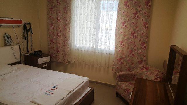 Ezine'de 3 yılda bin 600 uyku hastası tedavi edildi