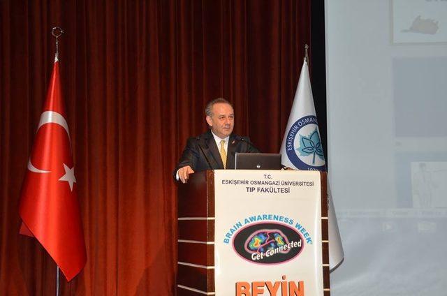 """ESOGÜ'de """"Beyin Farkındalığı Haftası 2018"""" etkinlikleri başladı"""