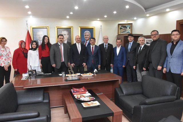 AK Parti'li Mersinli:
