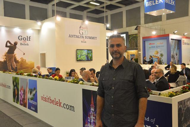 ITB Berlin'e Antalya damgası
