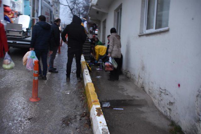 Sinop'ta 17 yaşındaki genç intihara teşebbüs etti