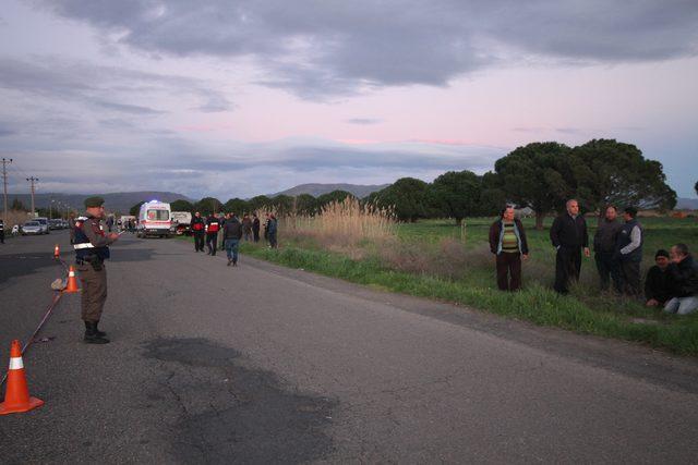 Yaşlı sürücünün çarpıp kaçtığı kazada 2 kadın öldü