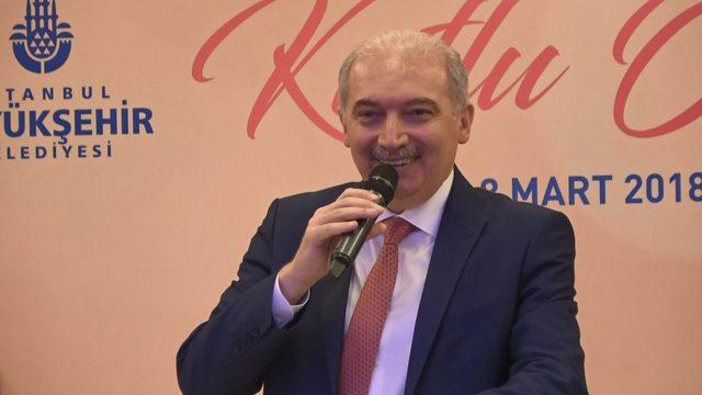 AK Parti İstanbul İl Kadın Kolları Başkanı Döğücü: Sürekli ezilmiş kadınları gündeme getirenleri kınıyorum