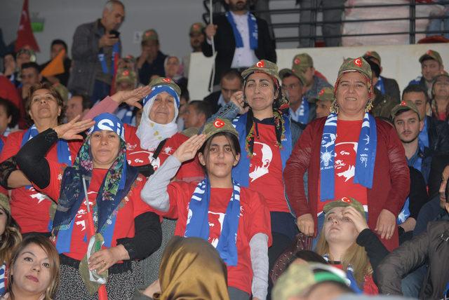 Cumhurbaşkanı Erdoğan: Bunlar Türk'ü, Türk Silahlı Kuvvetleri'ni bilmiyor (2) ile ilgili görsel sonucu