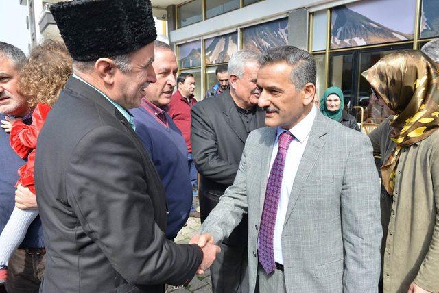 Samsun Valisi Kaymak: Türkiye'yi bölmek istiyorlar