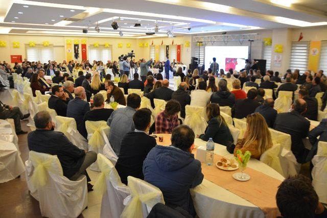 Söke Ticaret Odası Yenilikçi Hareket Grubu Proje Tanıtım Toplantısı Yapıldı