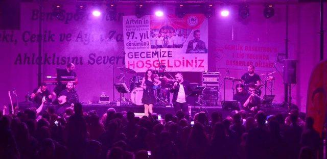 Artvin 'in kurtuluşu Bursa 'da coşkuyla kutlandı
