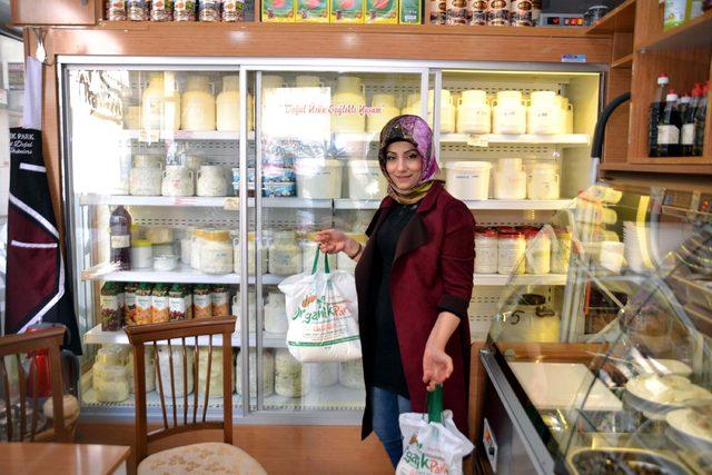 Siirt'ten, İstanbul ve Bursa'ya organik ürün gönderiyor