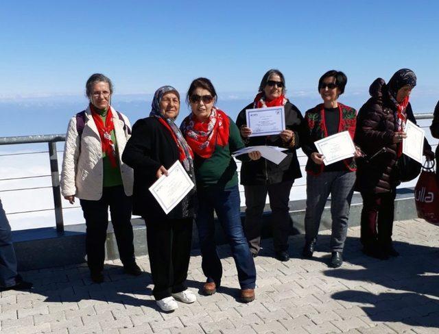 Muratpaşa Belediyesin 'den Kadın Sağlığı Eğitimi Programı