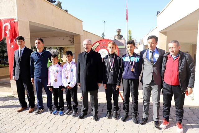 Gazi Mustafa Kemal Atatürk 'ün Mardin 'e gelişinin 102. yılı törenle kutlandı