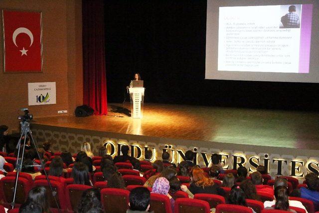 ODÜ 'de 'Çocuklarda Cinsel İstismar ve Hukuki Boyutu ' paneli