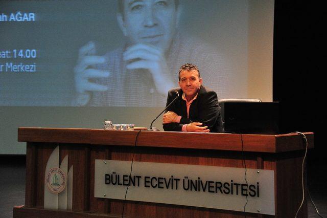 """Ağar 'dan, """"Bir Varoluş Hamlesi: Afrin"""" Konferansı"""