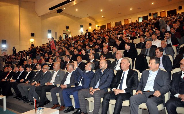 Memur-Sen Genel Başkanı Yalçın: Üniversiteleri, kışladan kampüse dönüştürdük (2)