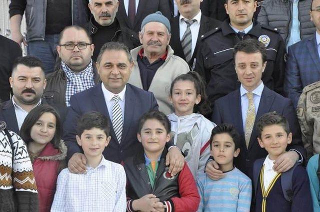 Gürün 'de halkla buluşma toplantısı yapıldı