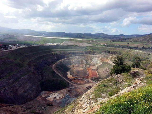 Ovacık Altın Madeni için keşif yapıldı