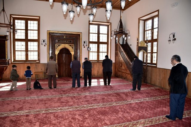 Selçuklu Belediyesi Subaşı Camii restore etti