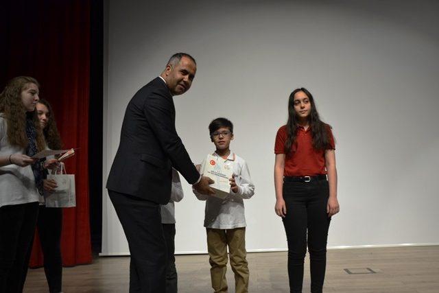Biga 'da Bilim ve Teknoloji haftası kutlandı