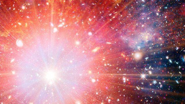 Evren Bing Bang ile başladı