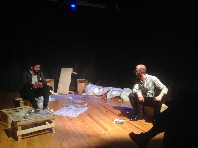 Barış Celiloğlu'nun yeni oyunu Londra'da seyirciyle buluşuyor