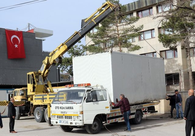 Kent Meydanı için taşıma ve yıkım işlemleri başladı ile ilgili görsel sonucu