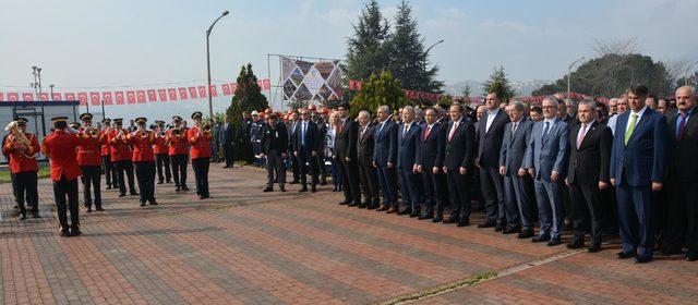 Karabük'ün Kuruluş Yıldönümü Törenlerle Kutlandı ile ilgili görsel sonucu