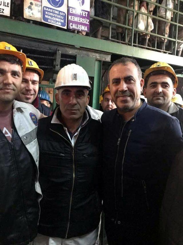 Haluk Levent, 1 Mayıs'ı madencilerle kutlayacak