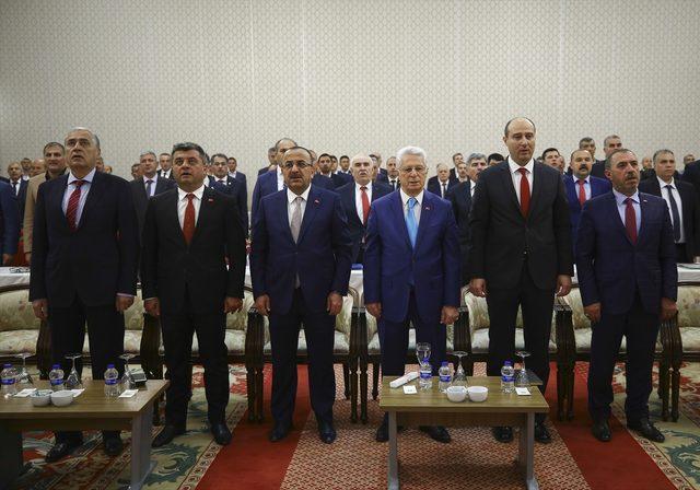 TŞOF Tanışma ve Dayanışma Toplantısı
