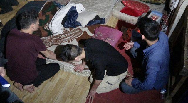 Erzurum'da göçmen kaçakçılığına 4 tutuklama