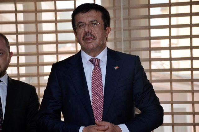 Ekonomi Bakanı Nihat Zeybekci;