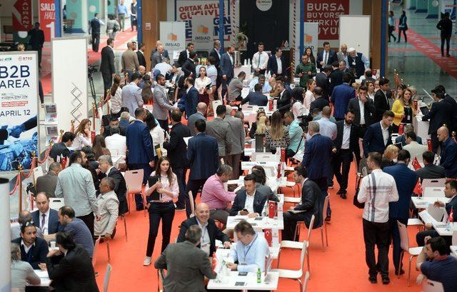 30'u aşkın ülkeden 300 yatırımcı Bursa'da