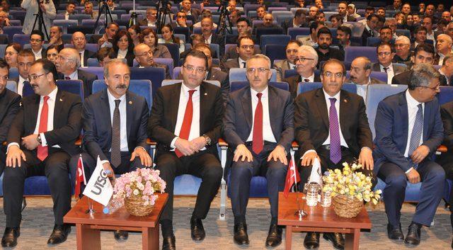 Maliye Bakanı Ağbal: Dalgalanmalar yatışacak, kimse endişe etmesin (2)