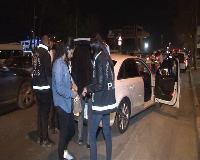 İstanbul7da 'Yeditepe Huzur' denetimi...