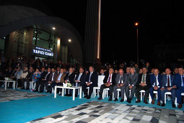Kayseri'ye 6 minareli cami yapılacak