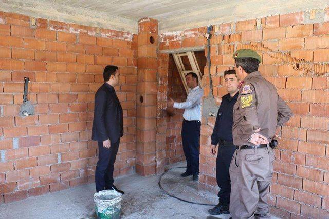 Kaymakam Çelik: Çakırsaz köyü için önemli bir yatırımı hizmete sunmuş olacağız