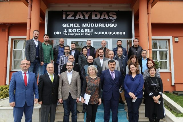 İZAYDAŞ'a ISO 27001 sertifikası