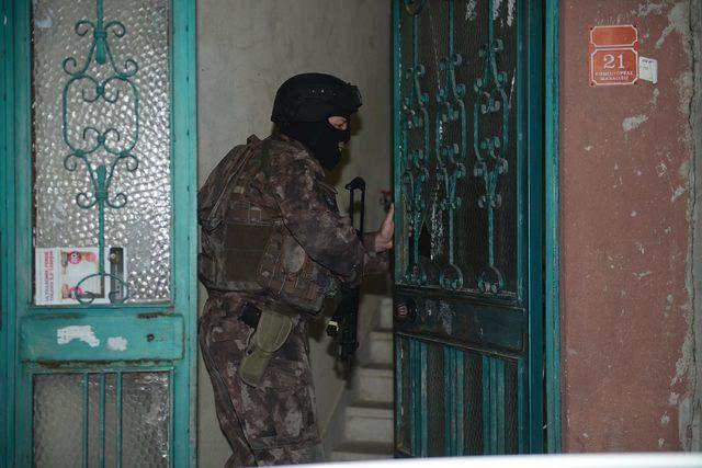 Eskişehir'de DEAŞ operasyonu: 10 gözaltı