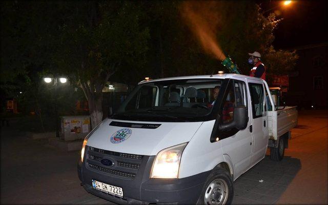 Kırıkkale'de 12 ay boyunca ilaçlama