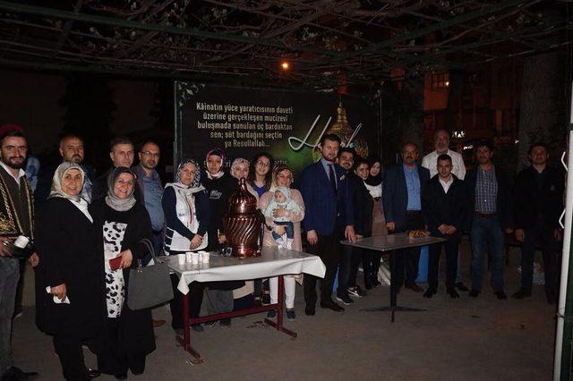 Osmanlı geleneği yaşatılmaya çalışılıyor